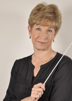 Marguerite Richardson, conductor